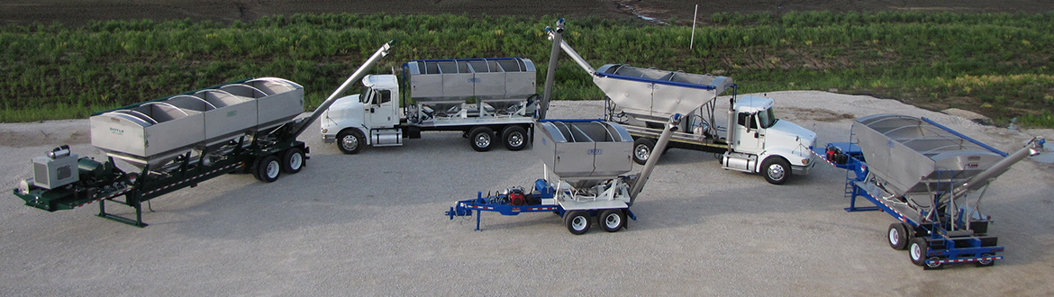 Side Trailer Tenders