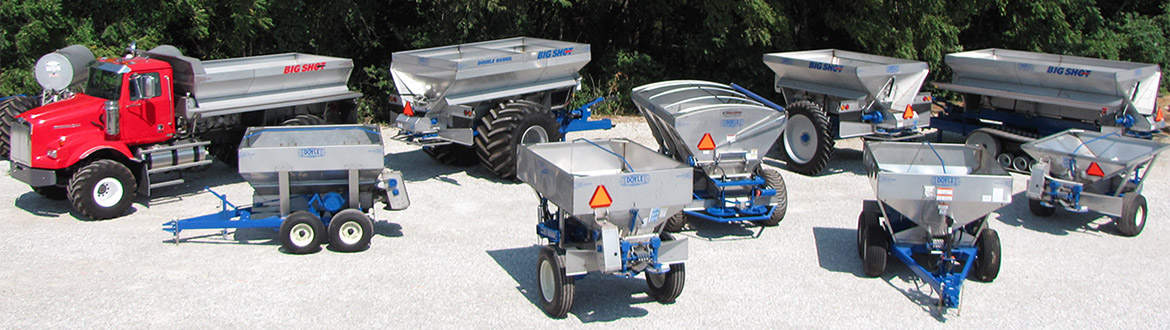 6 Ton Spreaders